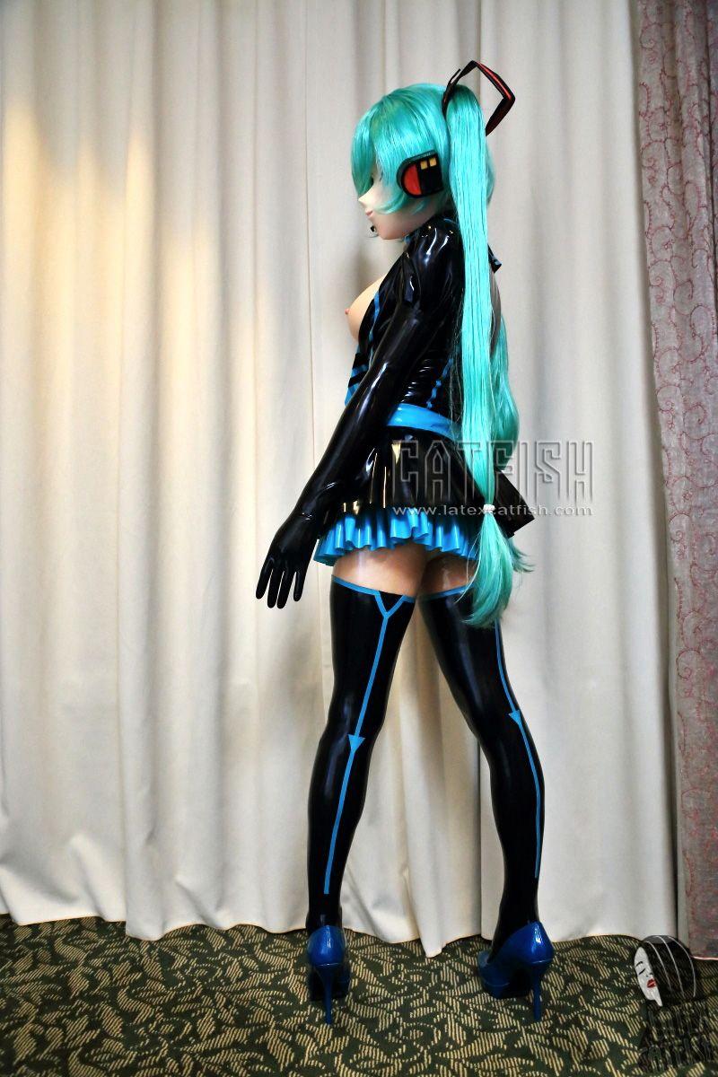 Miku Cosplay Costume | kigurumi | Pinterest