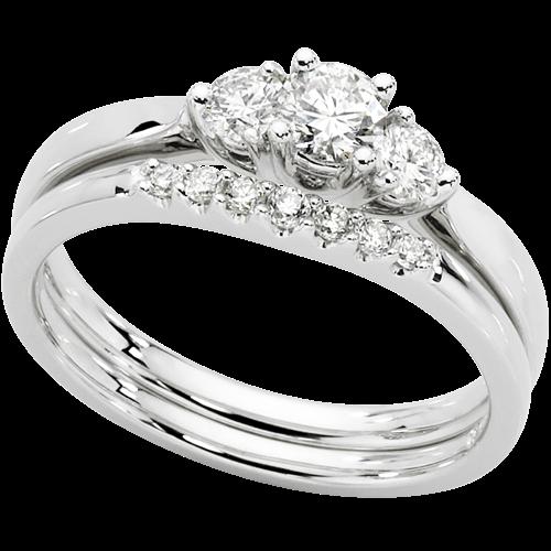 Diamond Bridal Set Michael Hill Jewelers Diamond
