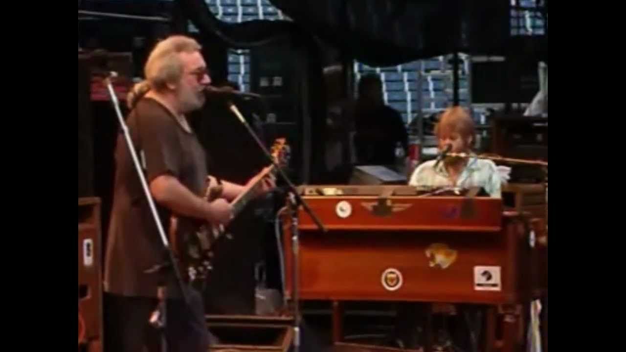 Grateful Dead 7-4-89 Rich Stadium Orchard Park NY