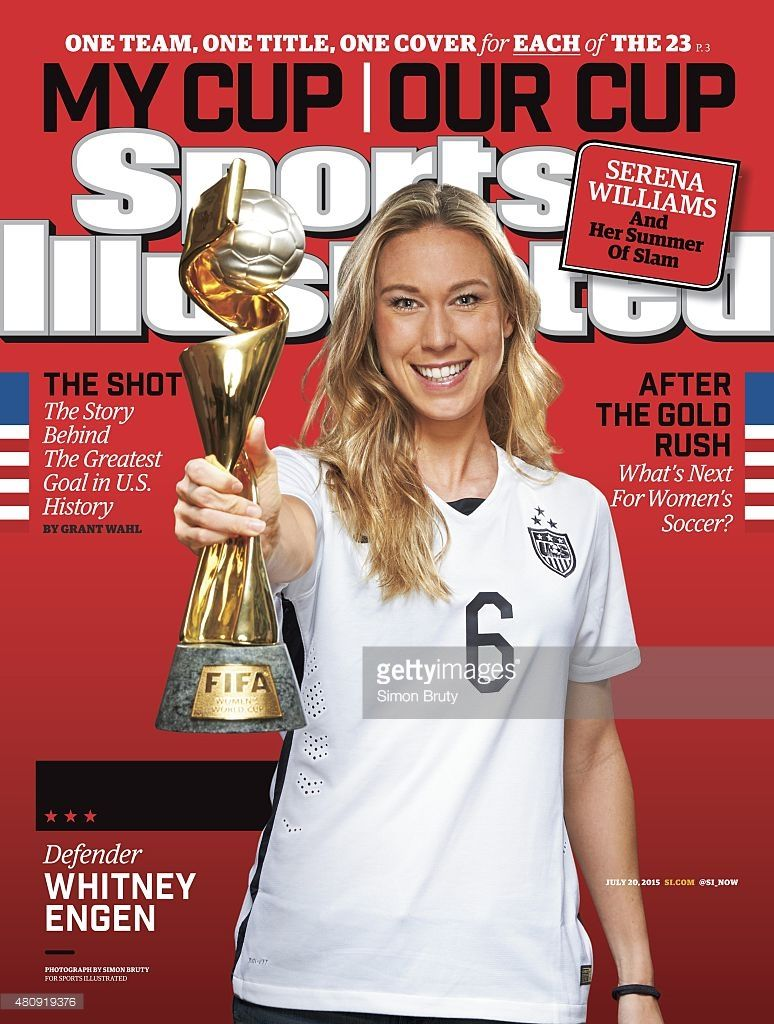 July 20, 2015 Sports Illustrated via Getty Images Cover