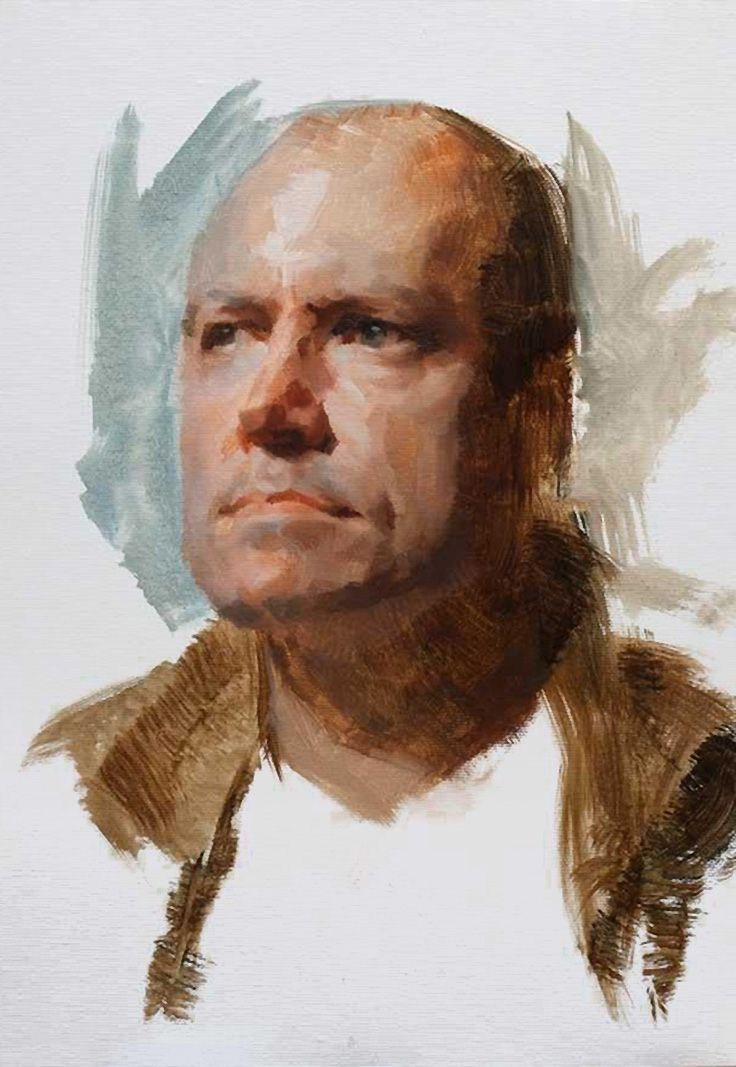 Extrêmement Artist: Daniel Sprick {contemporary figurative realism art elderly  BR41