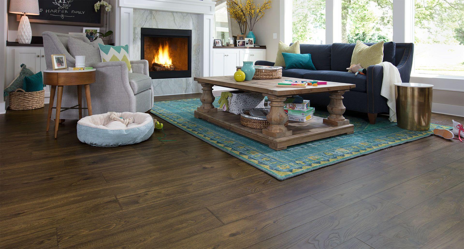 For Those Who Want A Vintage Oak Floor South Haven Oak