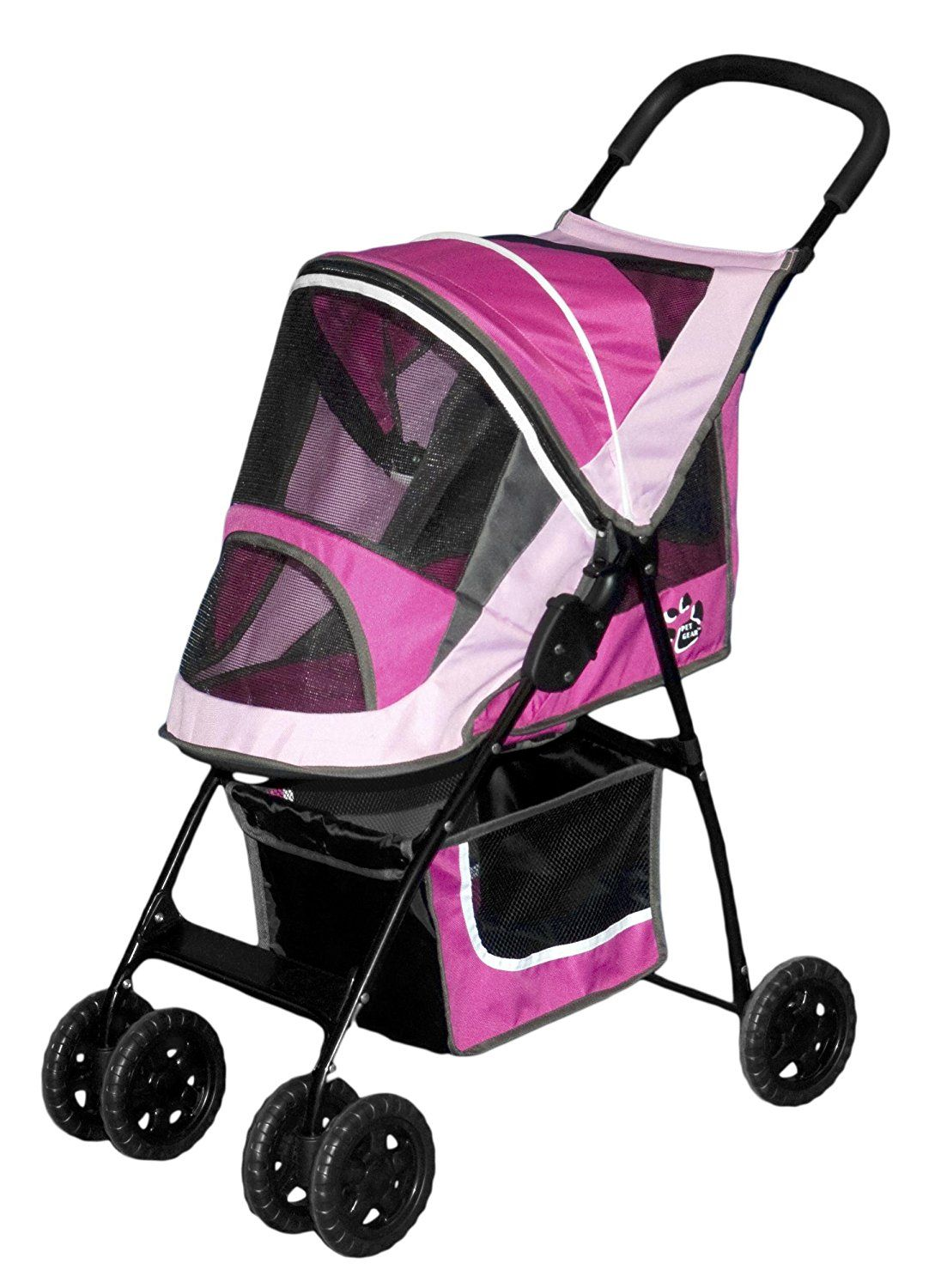 Pet Gear Sport Pet Stroller for Cats and Dogs Up to 20