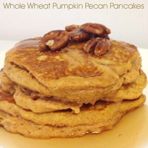 ... Schaeffer : The Health Panda! | Pumpkins, Pecan pancakes and Pecans