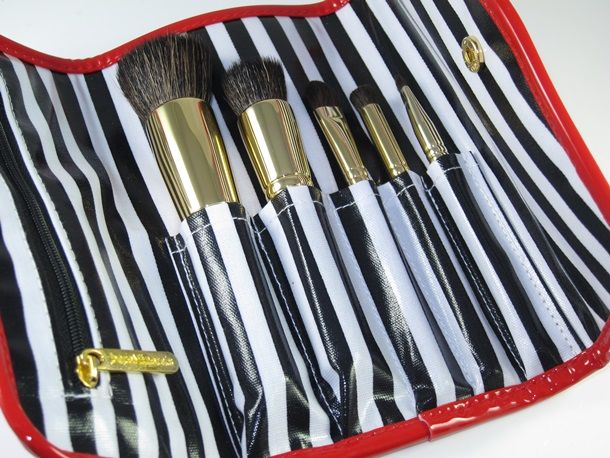 Bare Minerals Buffing Beauties Brush Collection Review