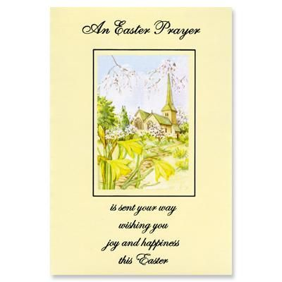 An Easter Prayer Cost of card 149birthdaycards – Charity Birthday Cards