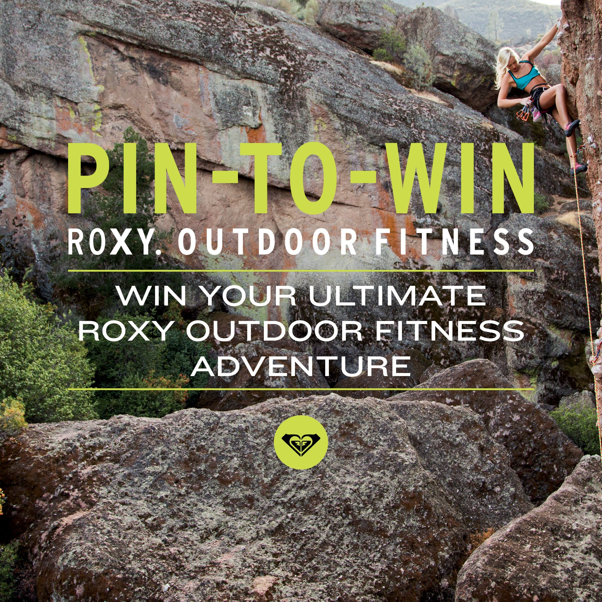 Win your ULTIMATE Outdoor Adventure! Play our Pin-To-Win ...