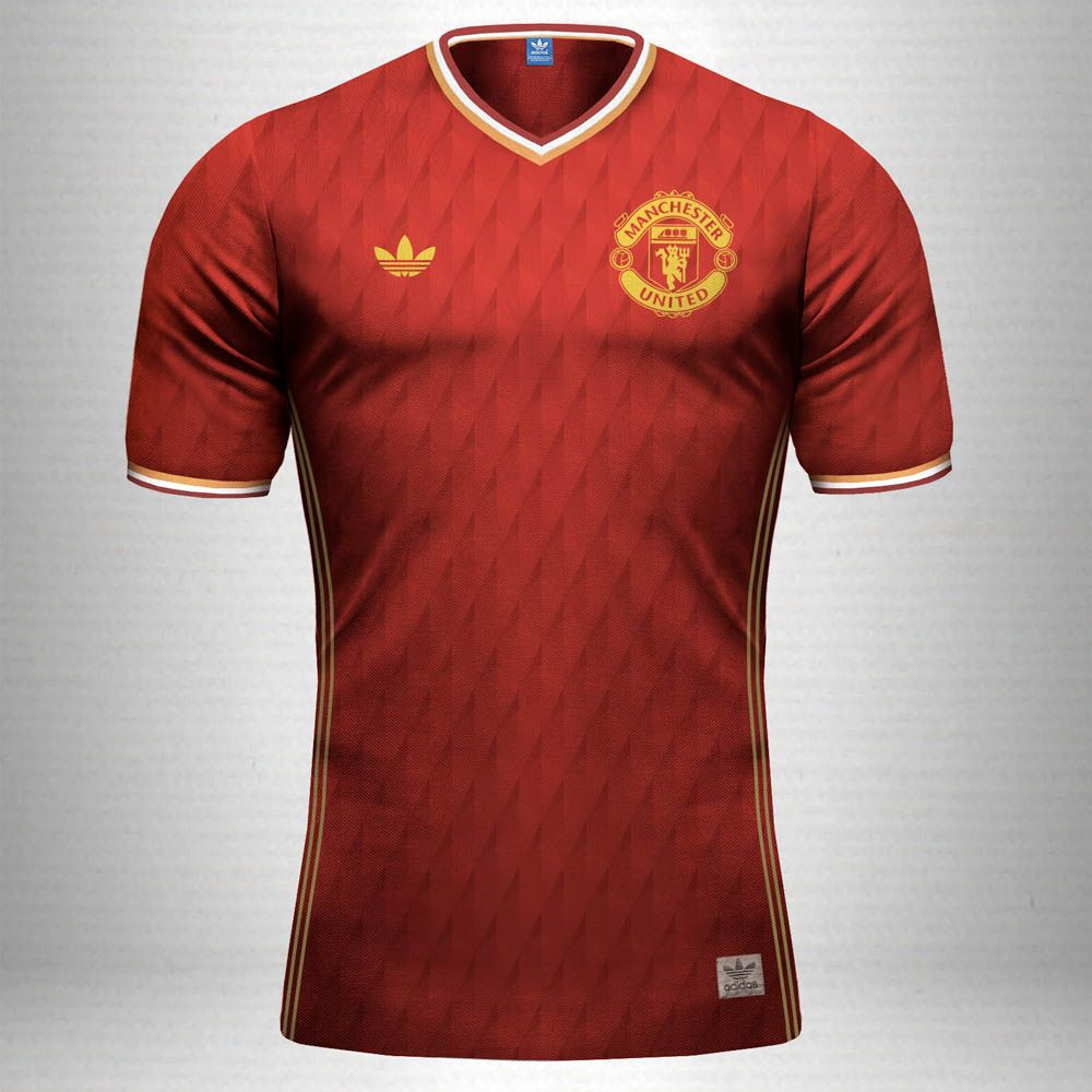 9+ Manchester United Kit Concept
