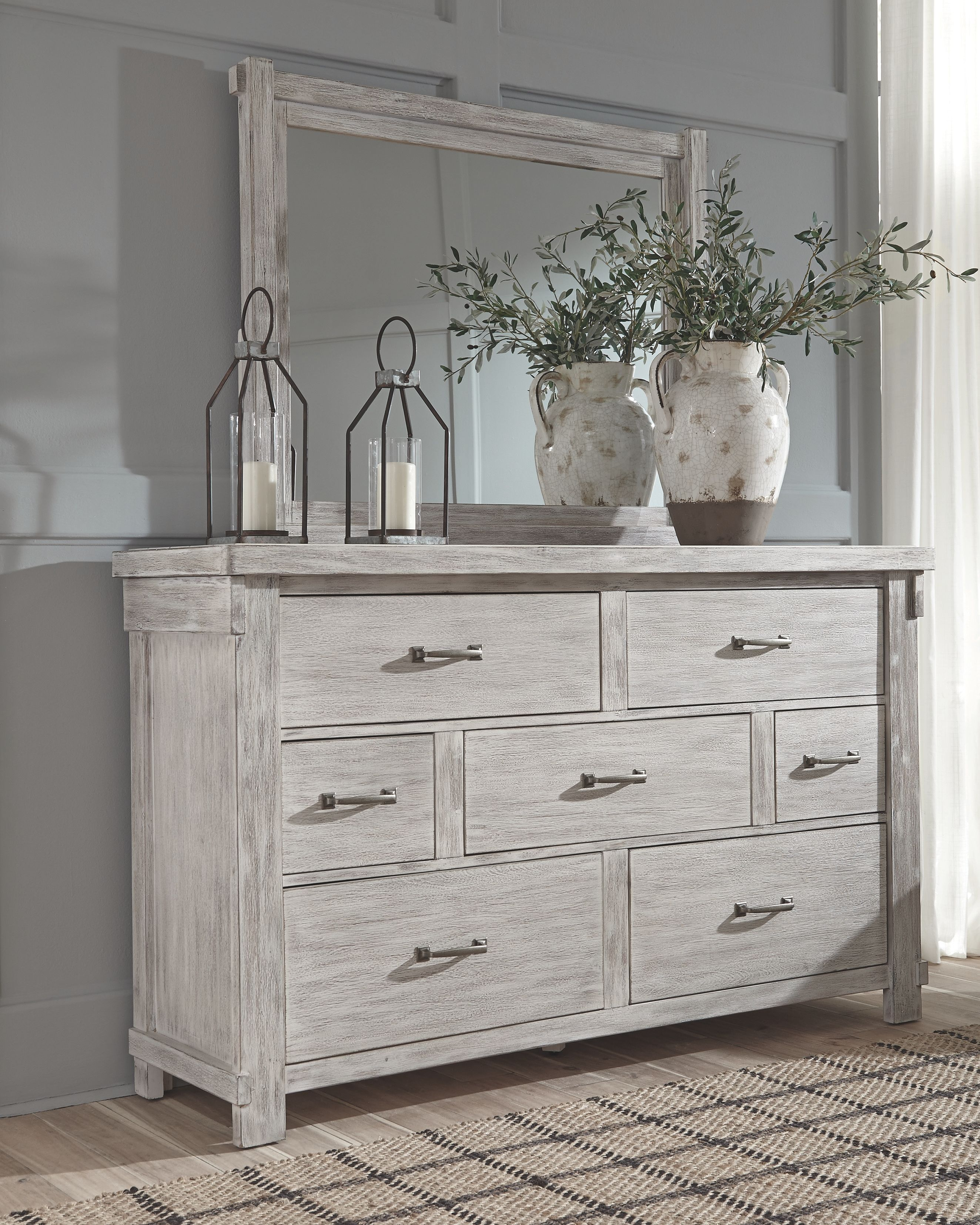 Brashland Dresser and Mirror in 2019 | Products | Bedroom dressers ...