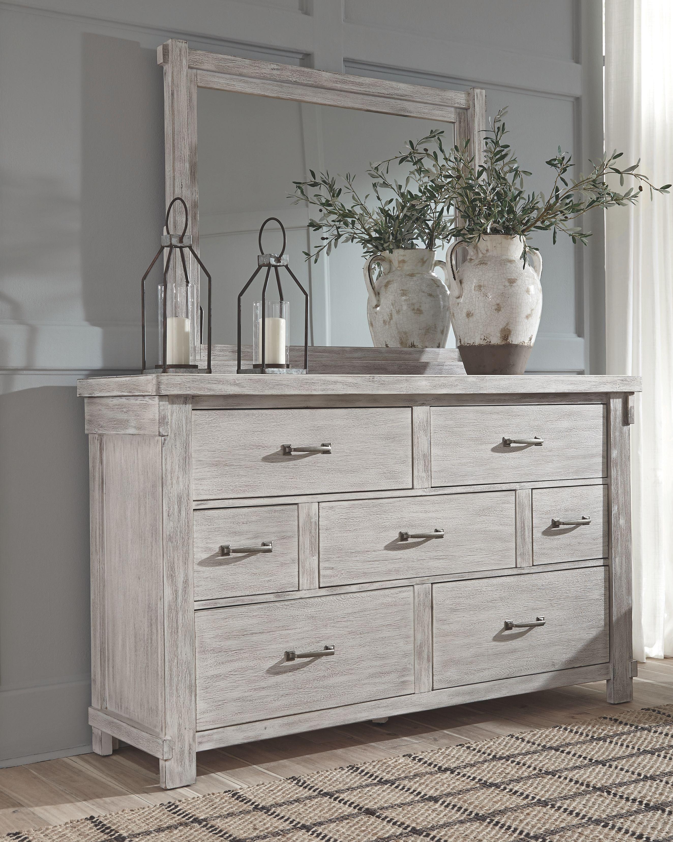 Best Brashland Dresser And Mirror Dresser Decor Bedroom 640 x 480