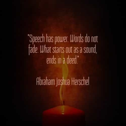 45 Power of words quotes that can be beneficial or hurtful