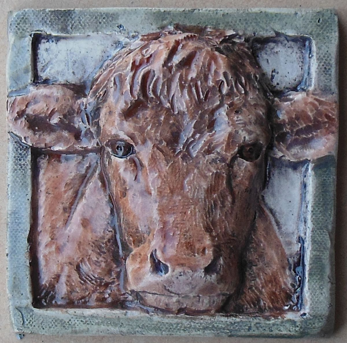 Beef cow ceramic tile 4x4 3200 special likes pinterest beef cow ceramic tile 4x4 3200 dailygadgetfo Gallery