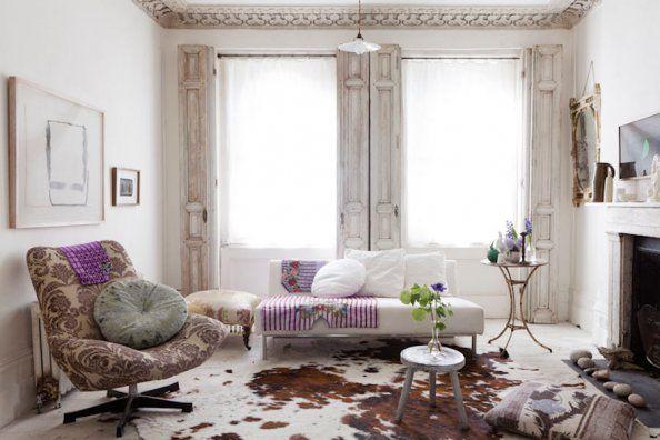 Une maison Londonienne au décor hétéroclite Designers guild