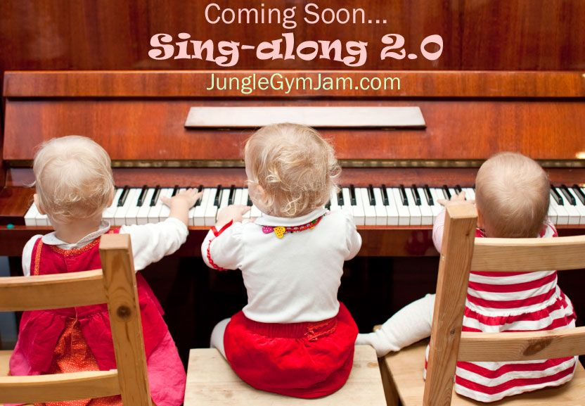Coming soon singalong 20 jason didner and the jungle