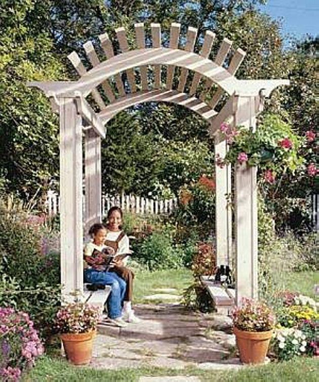 Arbor Ideas For Garden