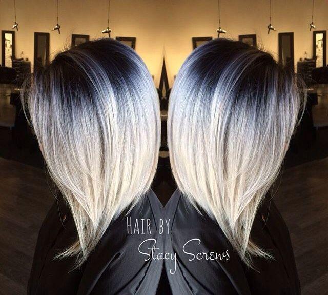 Shadow Root Roots Hair Shadow Roots Hair Short Hair Color