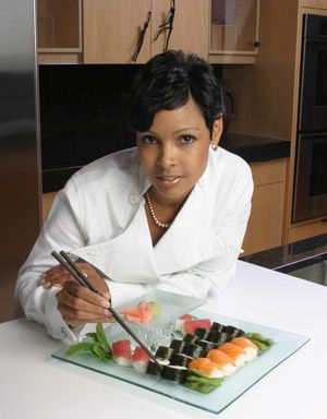 Nikki Shaw: Tell Me What's Your Flavor   Black Chefs on ...
