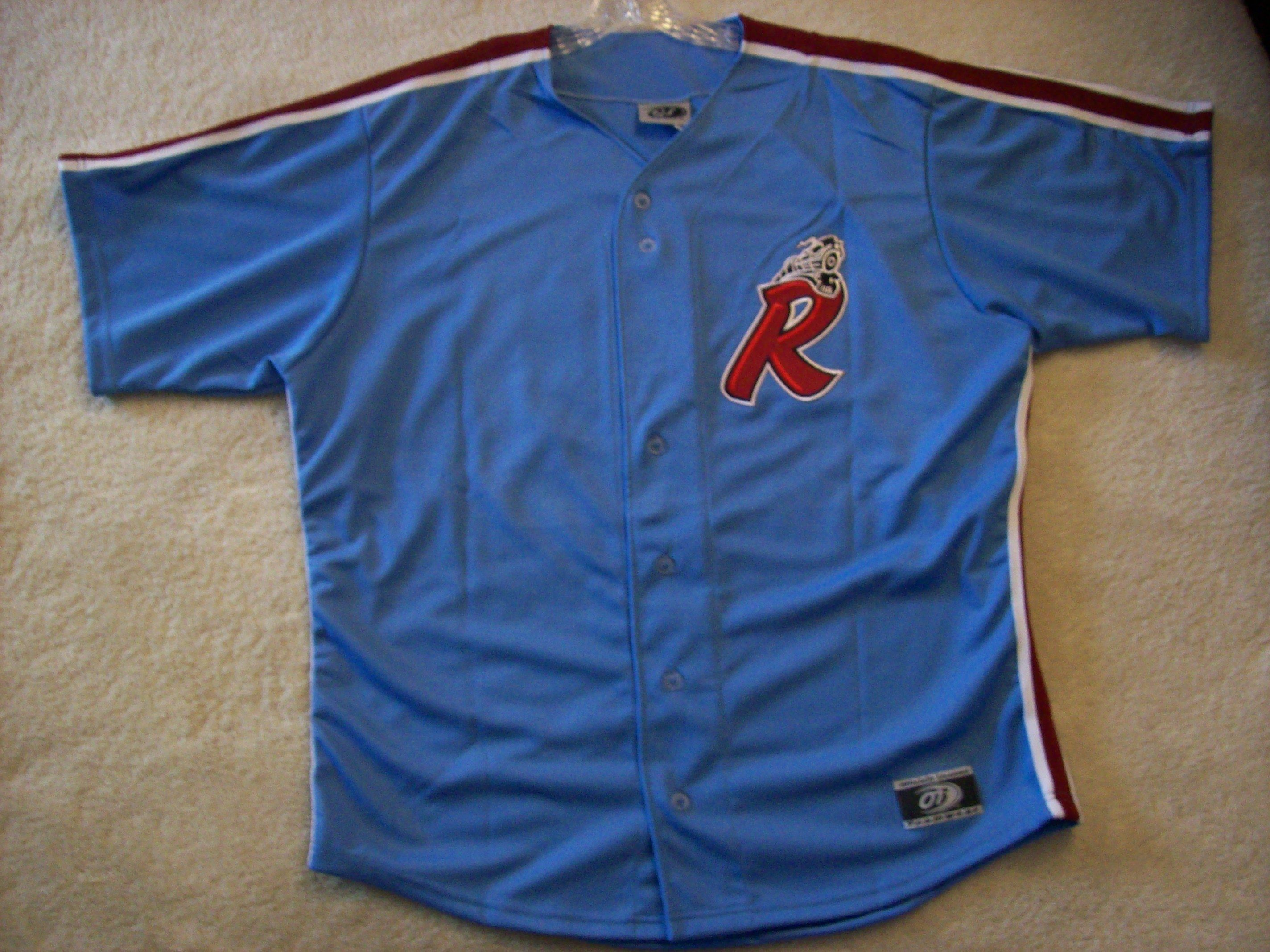 pretty nice 24366 29266 Cole Hamels Reading Phillies retro jersey. Auto on back ...