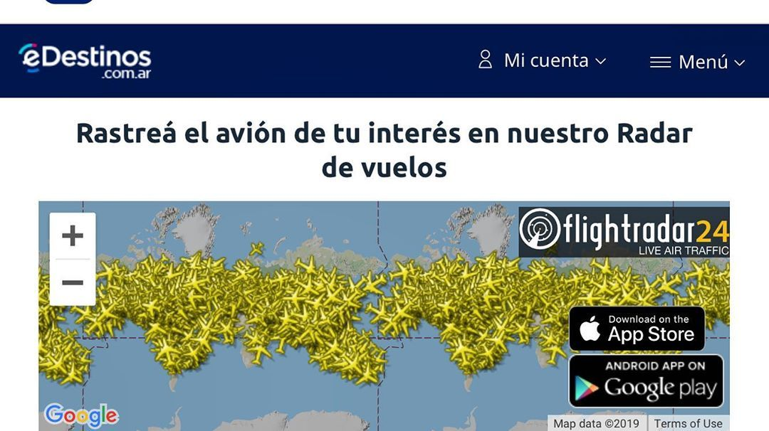 Atención Aficionados De La Aeronáutica Alguna Vez Te Preguntaste Cuantos Aviones Están Volando En Este Momento Yo Si P Android Apps Map App