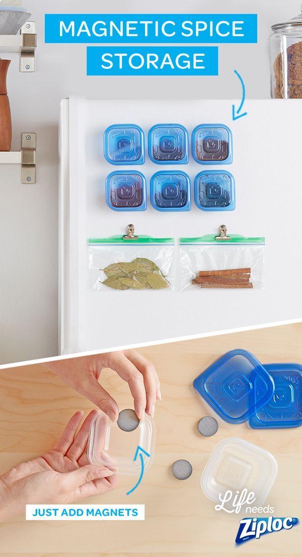 3 tips for simple kitchen storage pinterest snack bags bay rh pinterest com