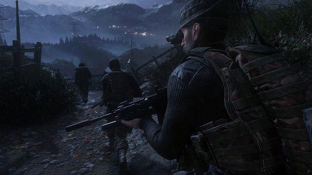 Call Of Duty Modern Warfare Remastered Campaign Early Access Starts Now On Ps4 Call Of Duty Modern Warfare Warfare