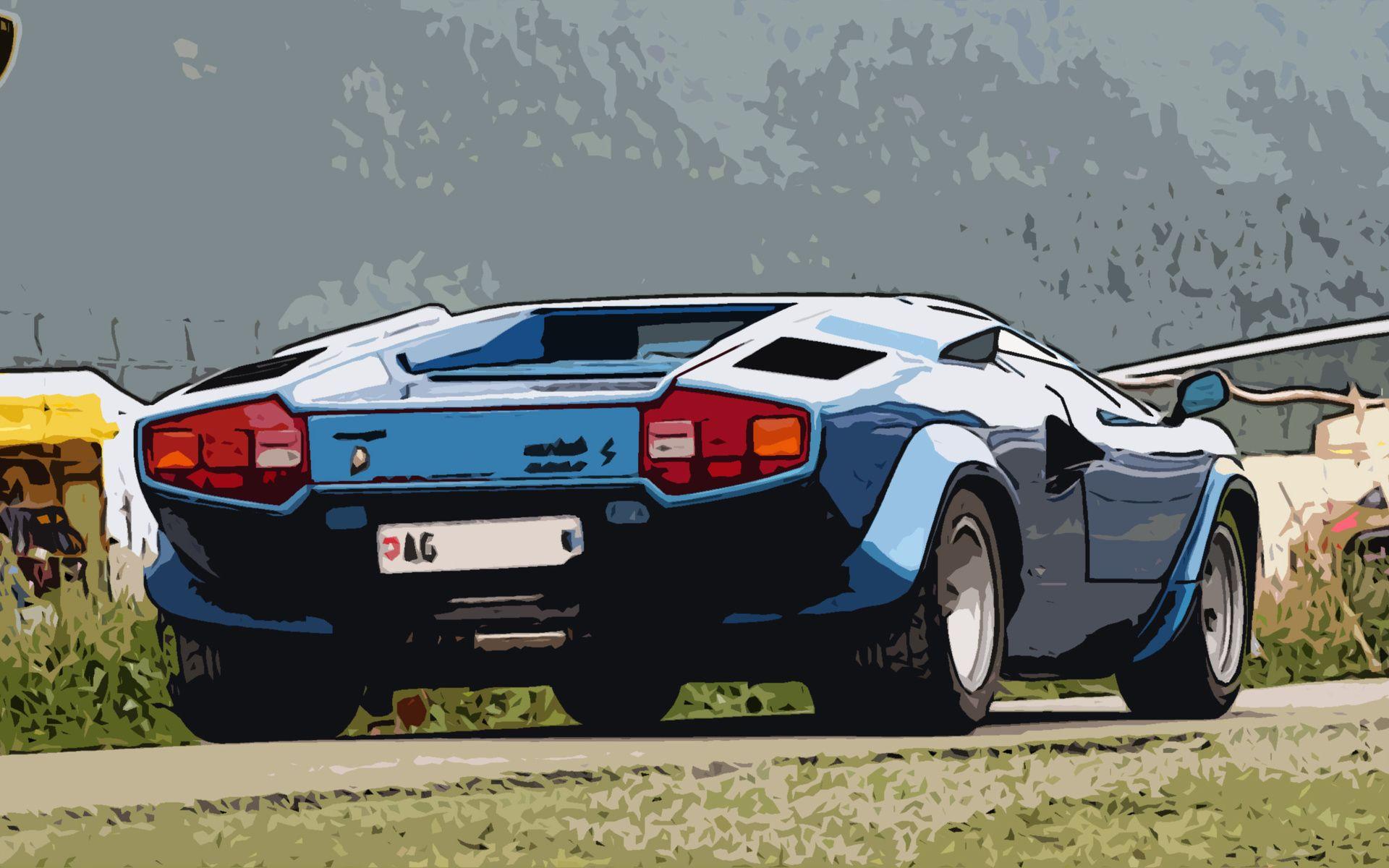 Lamborghini Countach | ... Countach | Wallpapers de Countach | Fondos de escritorio de Countach