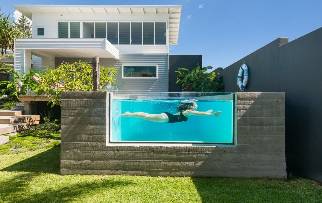 Pool Windows Specialise In The Installation Of Acrylic Pool Viewing Panels For Residential Or