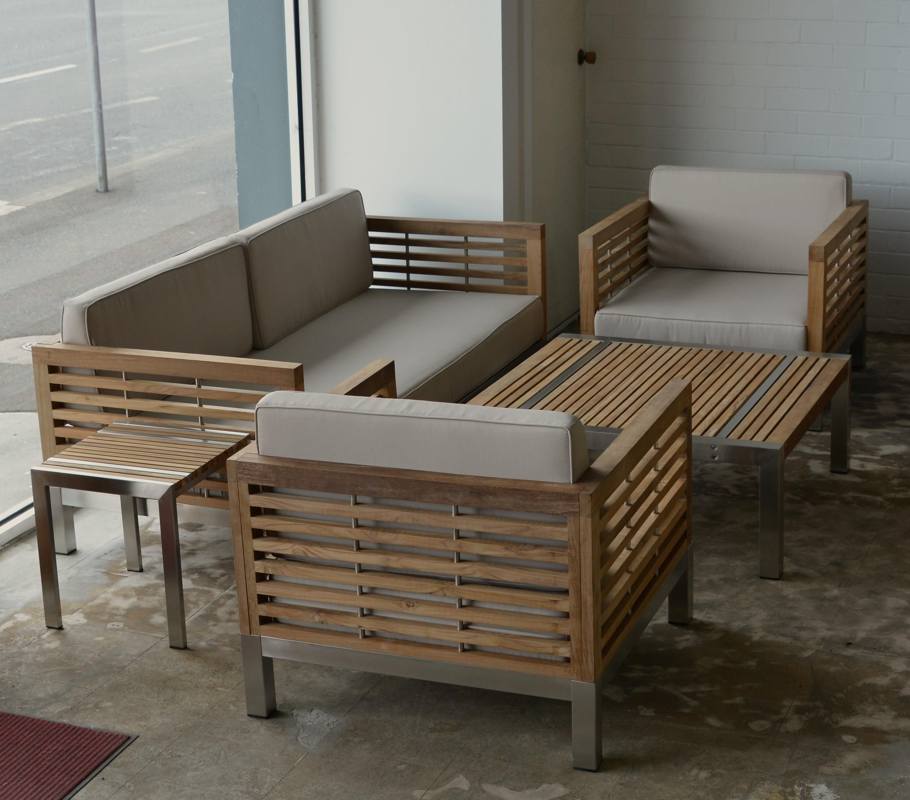 Outdoor Furniture Adelaide - Wicker & Rattan | Living ...