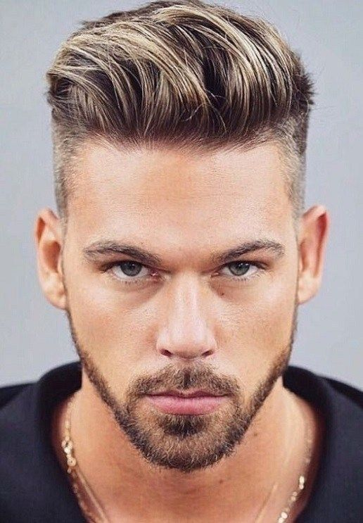33 cool men haircuts ideas that trend in 2019