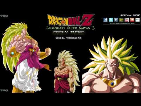Dragon Ball Z - Unofficial Super Saiyan 3 Broly Theme (The