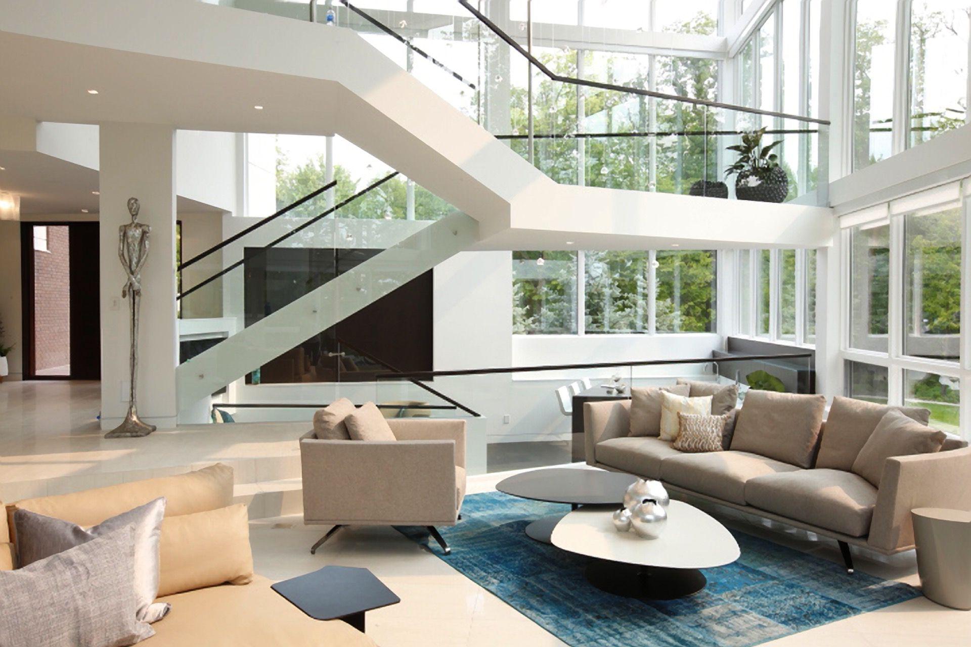 30 Moderne und Zeitgenössische Wohnzimmer Design Ideen | Wohnzimmer ...