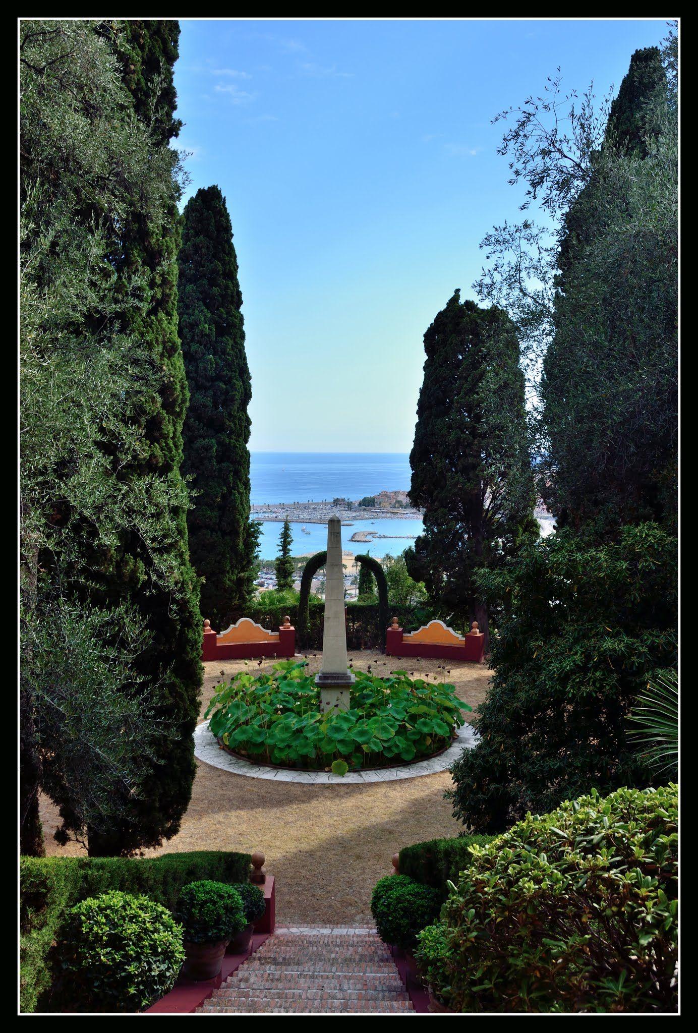 Ferdinand bac 1859 1952 le jardin des columbi res menton for Jardin 17 luis barragan