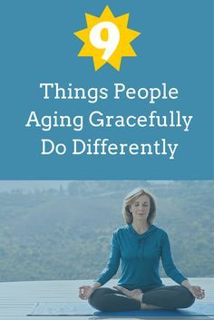 7 Steps to Healthy Aging, Happy Aging #aginggracefully