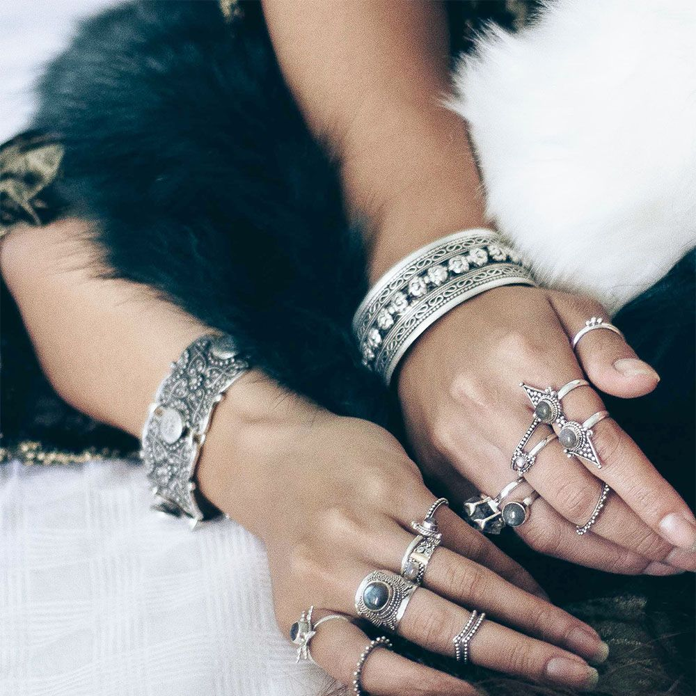 Jewellery inspo from our new hunter range available now