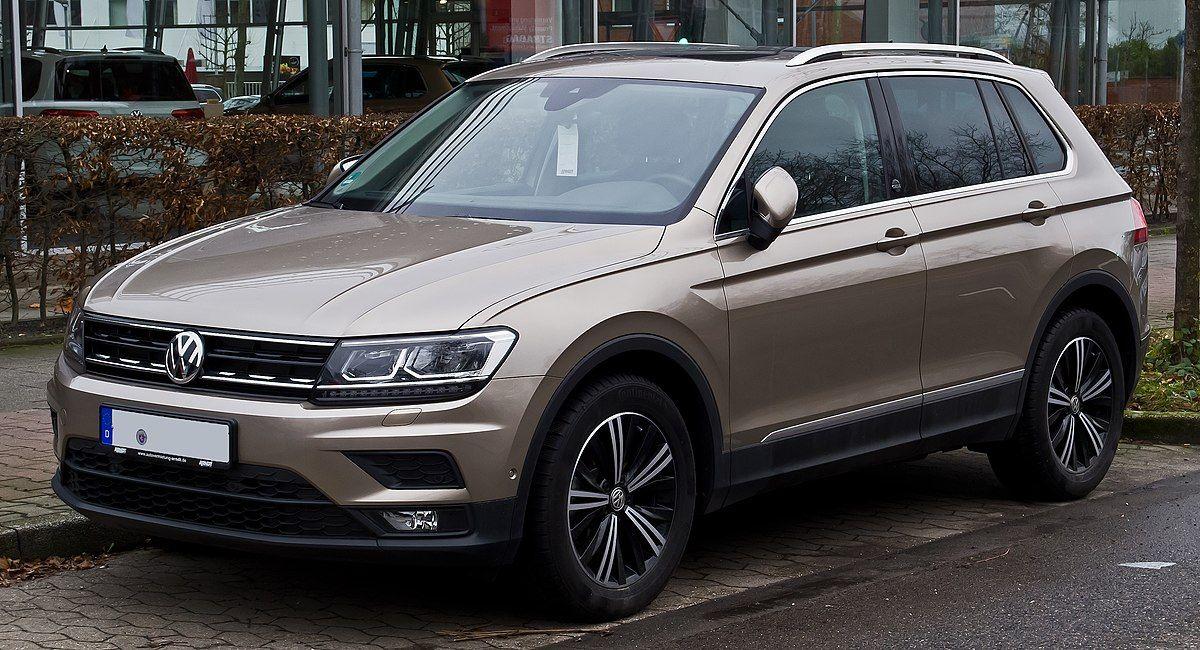 Volkswagen Tiguan Facelift 2020 Connect Release Date Volkswagen Bmw Truck Car