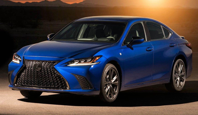 لكزس أي أس 2019 الجديدة كليا الفخامة اليابانية المتجددة موقع ويلز Lexus Es Lexus Awd