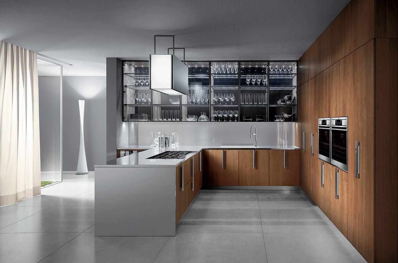Italian Modern Design Kitchens   Barrique By Ernestomeda Ernestomeda.com Great Pictures
