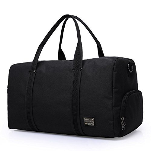 Today's #Amazon Goldbox : LUXUR 45L Travel Duffel Bag Weekender at July 23 2019 at 08:43PM. Buy it now. Price may increase soon. Don't miss Amazon Deals by following me. #AmazonDeals #AmazonDealsShoppingProducts #AmazonDealsShopping #AmazonDiscount #DealsAndSteals #DealsAndStealsAmerica #GoldBox