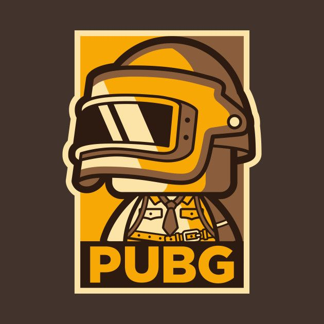 PUBG HOPE Gold Rush by chibifyproject