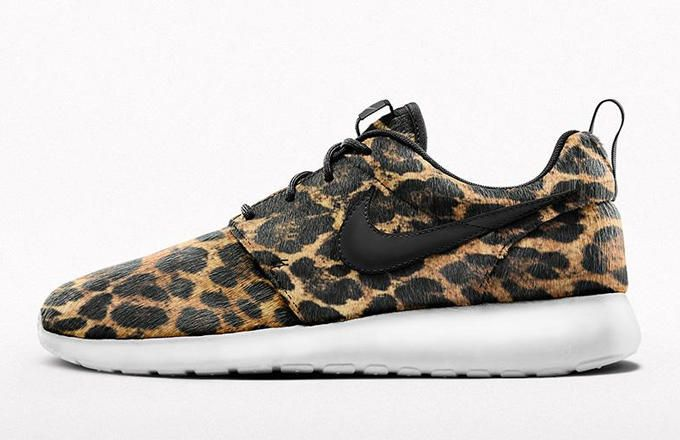 You Can Now Customize the Nike Roshe Run With Pony Hair
