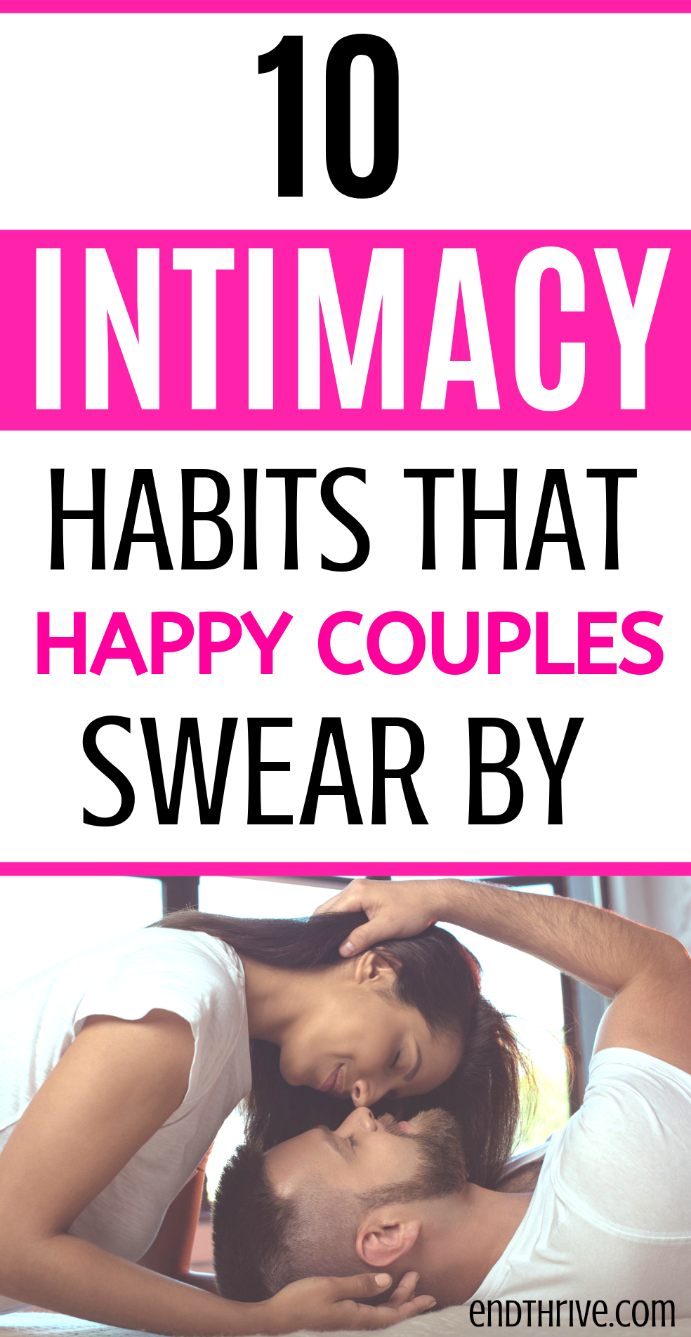 10 Bedroom Habits that Happy Couples Swear By #relationships