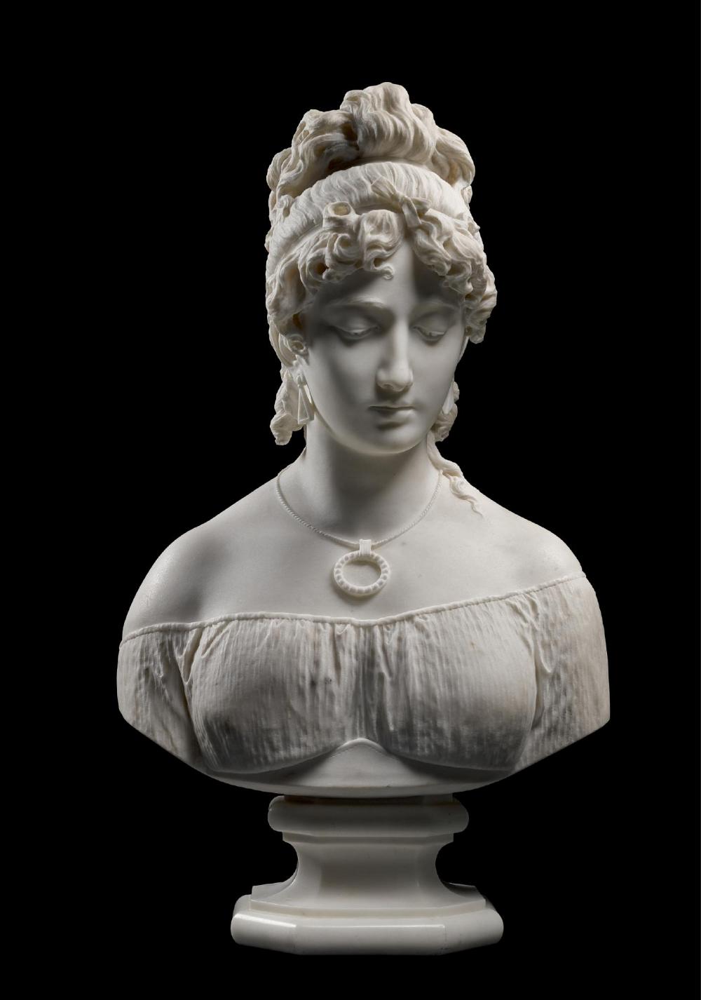 19th And 20th Century Sculpture Place Bid Roman Sculpture Bust Sculpture Portrait Sculpture