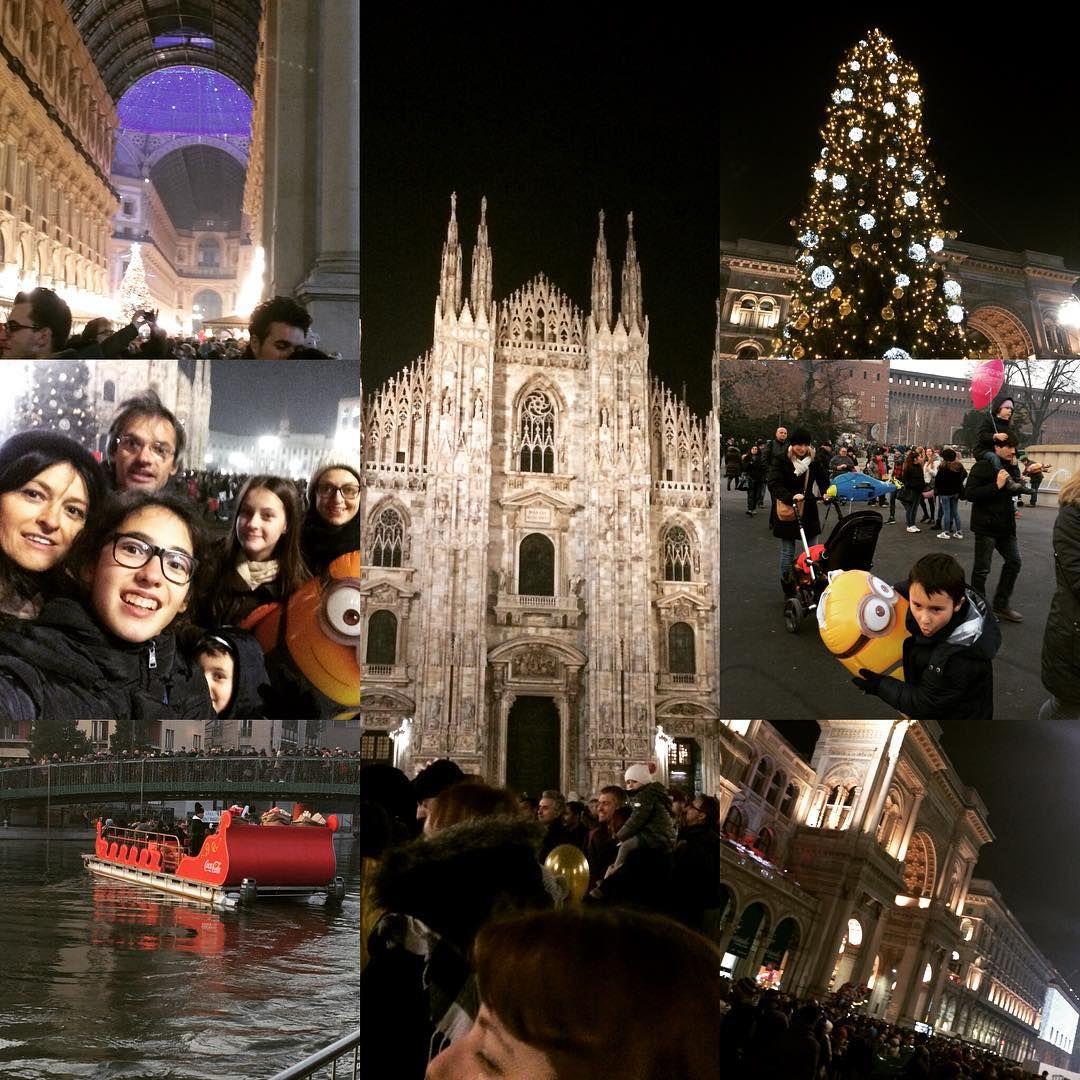 Milano#milanodavedere#girettoapiediconlafamily#Natale# by bltanna