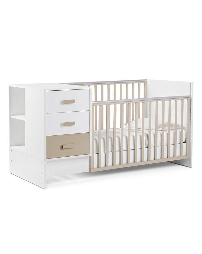 lettino con fasciatoio | BaBy | Cribs, Best crib e Bed