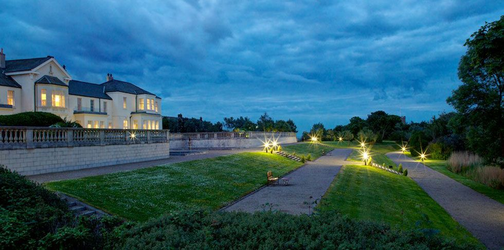 Hotels In Durham Seaham Hall Is A Member Of The Pride Britain And One S Leading Luxury Boutique Spa