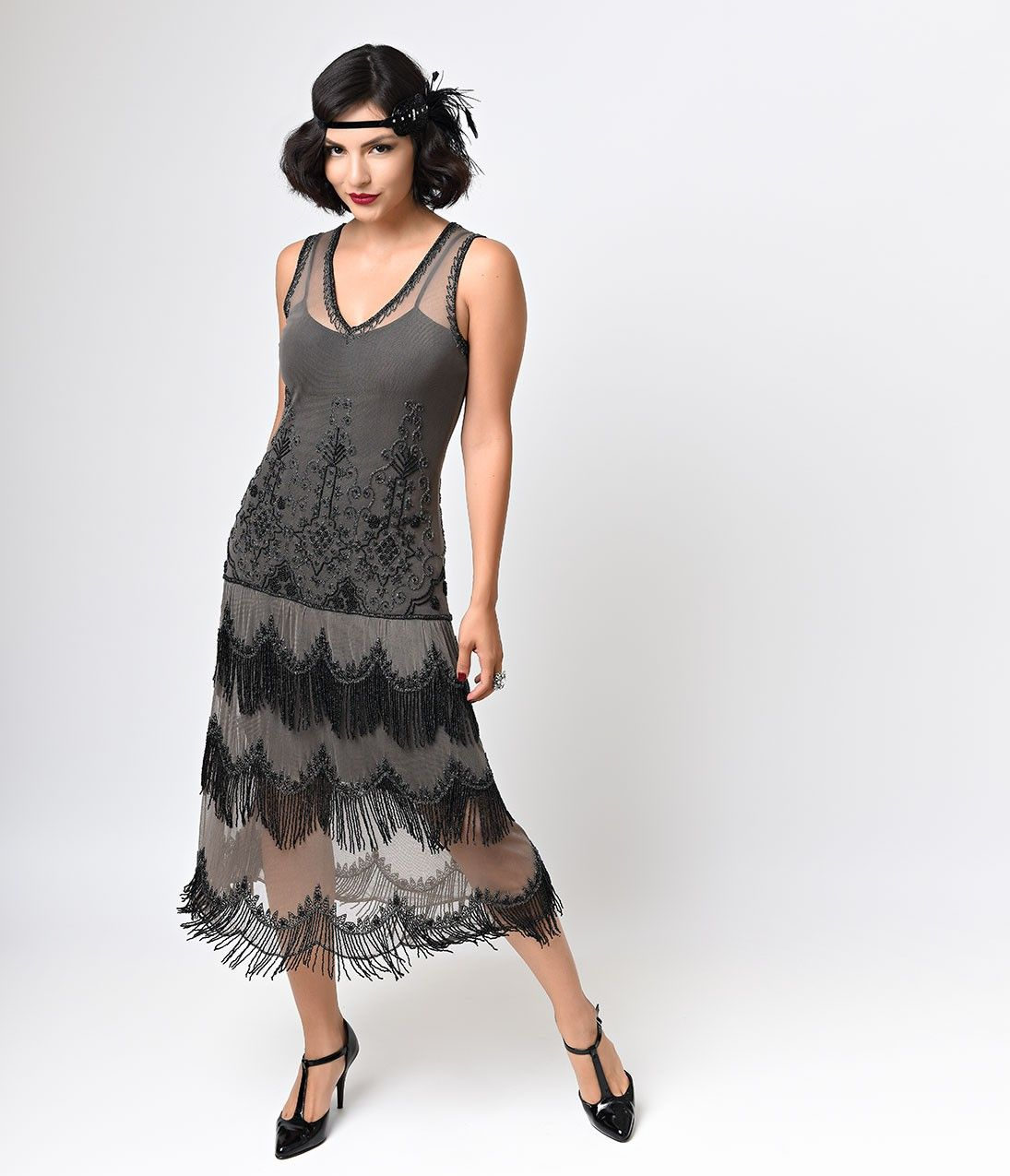 1920s Inspired Girls Dresses