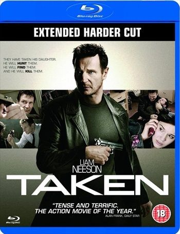 Taken 2008 English 480p BRRip 300MB ESubs | Movies | Hollywood