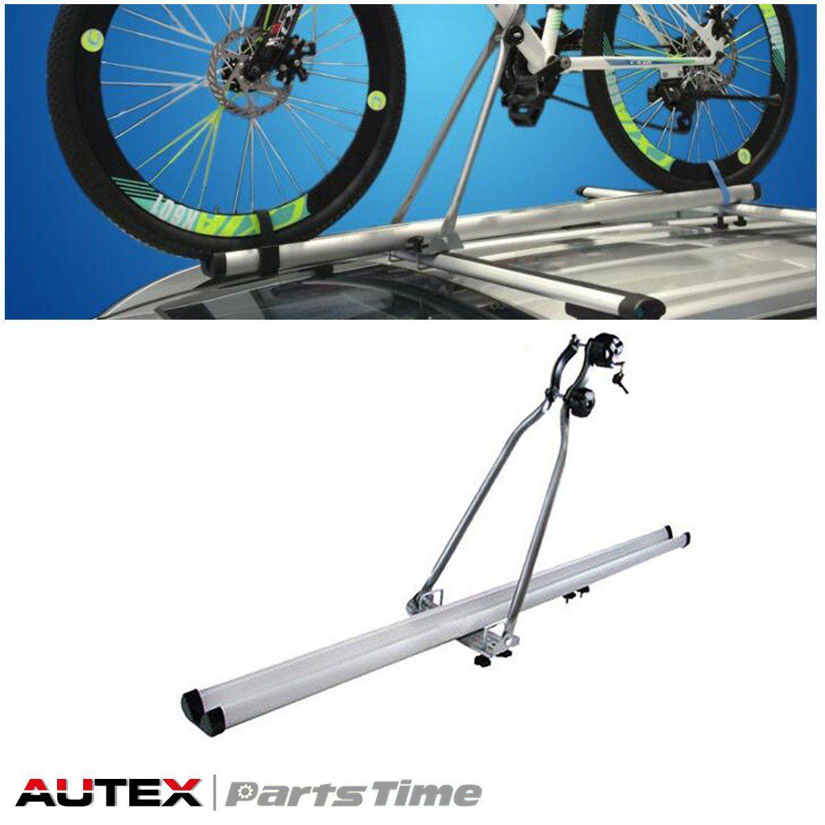 Autex 51 Lockable Aluminum Universal Upright Car Roof Top