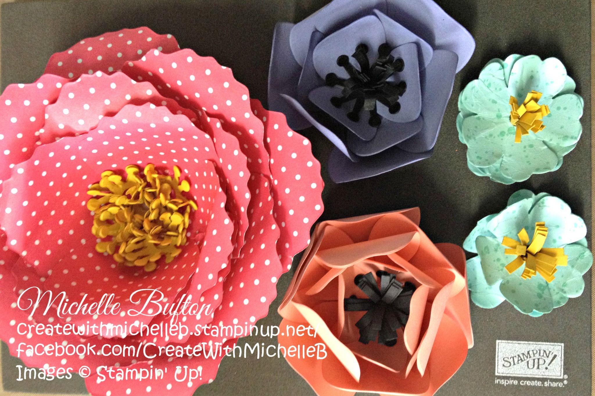 Bouquet Bigz L Die Flower Assortment