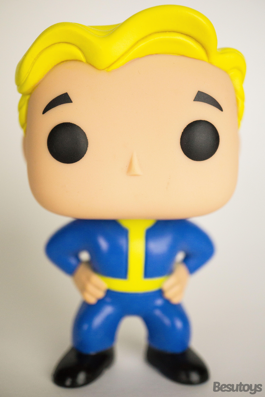 Fallout - Pip Boy posing